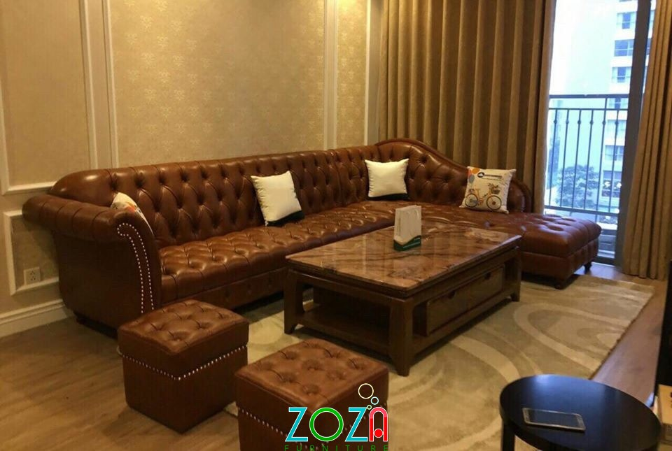 Ghế sofa cao cấp tại tphcm